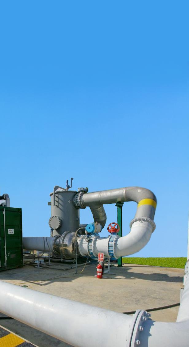 biogas dehydration landfill gas